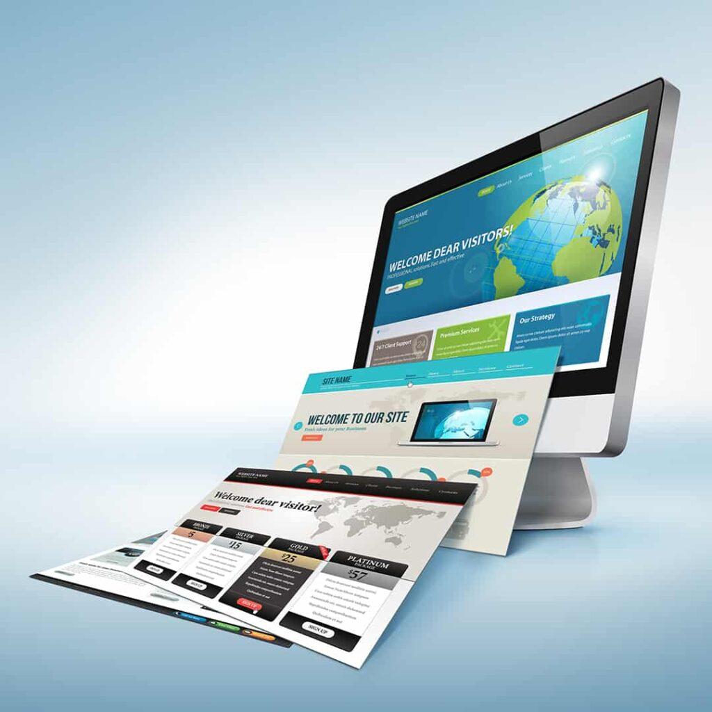 Averousy Situs Pembuatan Website