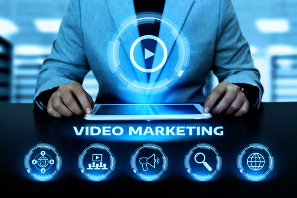 Video Motion Marketing Advertising