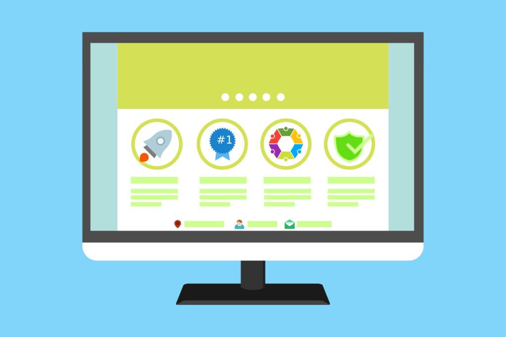 Website Company Profile Perusahaan