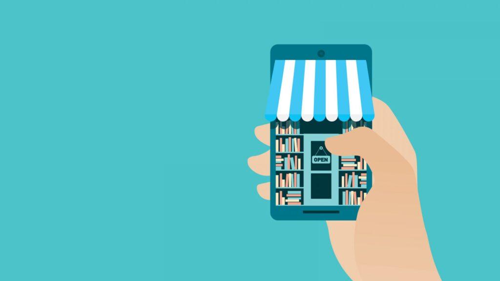 Website Toko Online Shop Ukm Umkm
